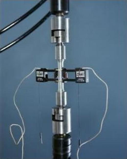 Hydraulic Strain Gauge