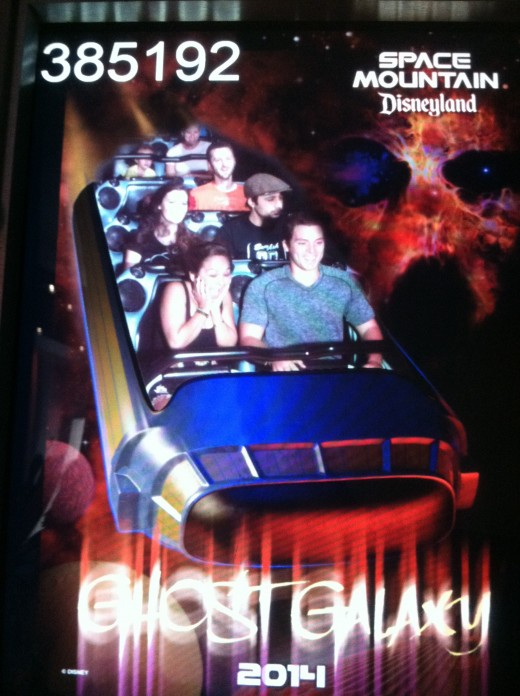 Here we are on Ghost Galaxy.