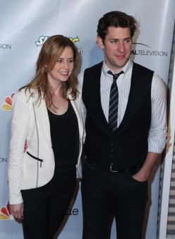 "Jenna Fischer, ""Pam Beesly"" of The Office"