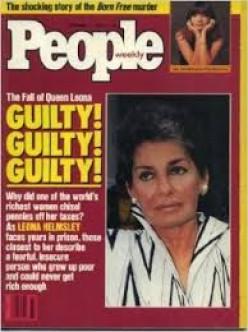 Leona Hemsley on People magazine