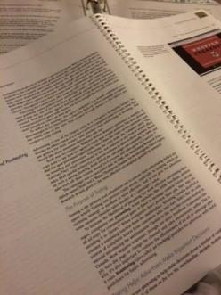 Educational Philosophy: Study Skills