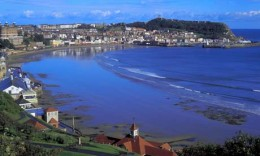 Scarborough Bay, North Yorkshire