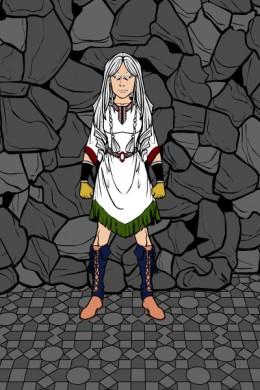Candida, a very strange girl