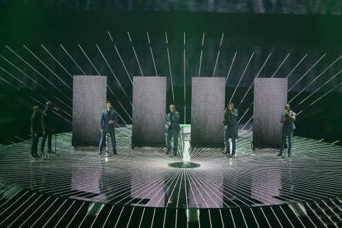 Blue at Eurovision 2011