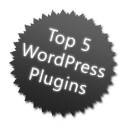 My Top 5 Favorite WordPress Plugins
