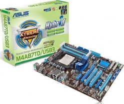 Asus M4A87TD Review