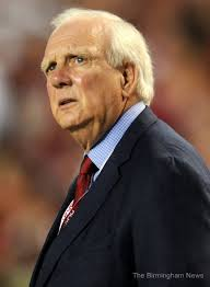The late Mal Moore Athletic director, University of Alabama