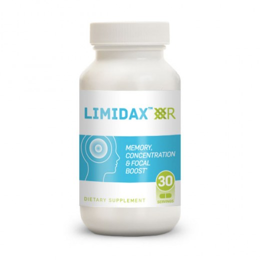 Limidax Bottle, Front View
