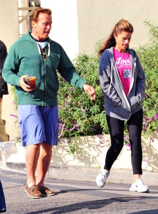 Maria Shriver Divorce? Annouces Split with Arnold Schwarzenegger