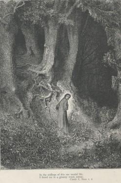 Paradise Lost meet Dante's Inferno
