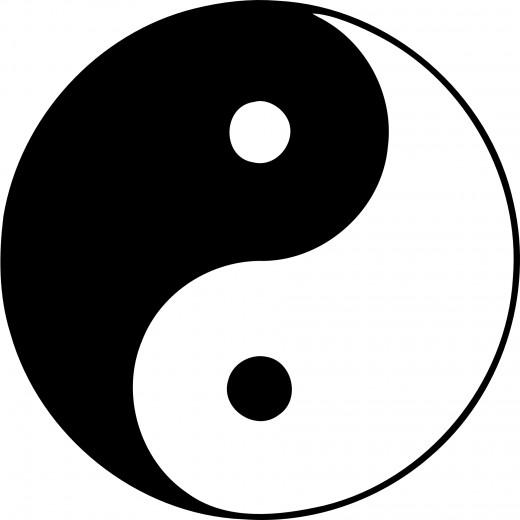 Taoism yin yang symbol