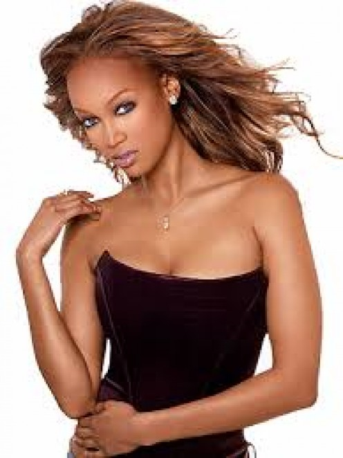 Tyra Banks, super- model