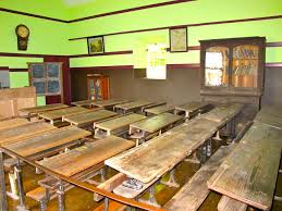 Improved school room