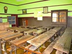 Improved school room