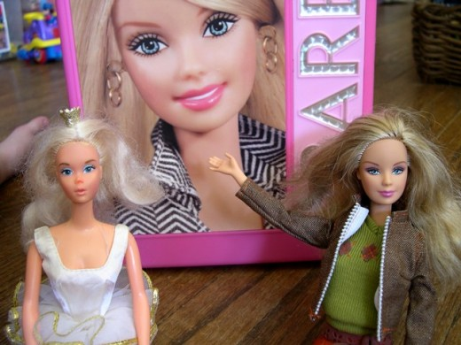 Barbie is, and has always been one of the most popular dolls on the market.