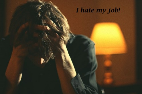 How to Survive a Job You Hate