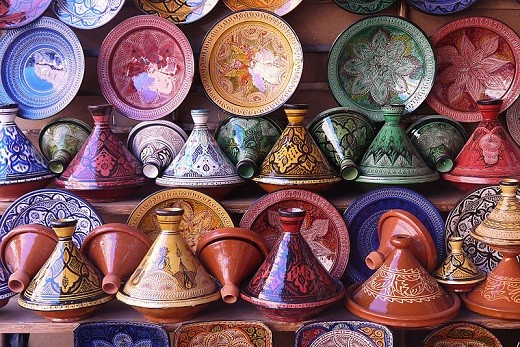 I would love to have one of these beautiful tagines