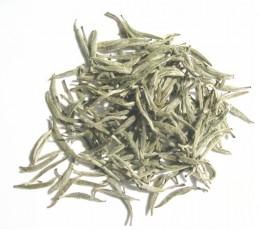 Silver Needle Tea Leaves