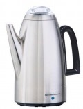 Hamilton Beach Electric Stainless Steel Coffee Percolator 12-Cup 40614 Review