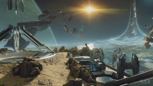Halo 2 anniversary map! Oh Lord!