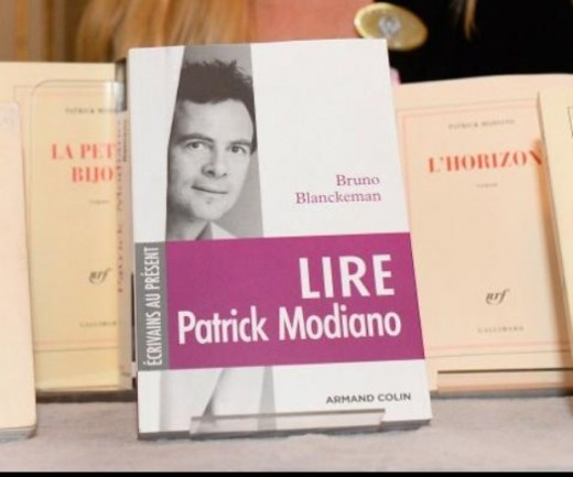 Patrick Modiano's novels.