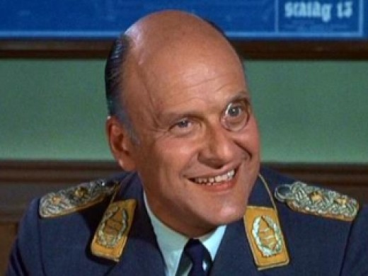 Your orientation supervisors will be as happy as Colonel Klink in a world where there is no Russian front to worry about.