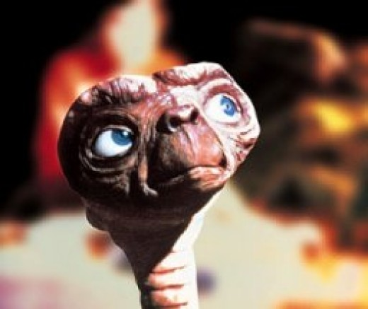 Without the music, E.T. May Not Have Been Able To Go Home