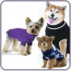 Sweaters and Hoodies for Dogs