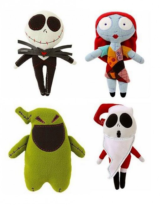 Nightmare Before Christmas Pookalooz