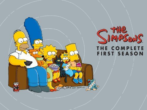 The first season of Simpsons was originally aired from 1989 to 1990.