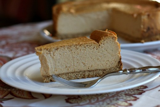 Low fat pumpkin cheesecake recipe
