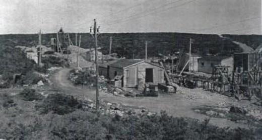 Black Duck Mines 1933