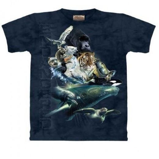 The Mountain Wildlife T-Shirts