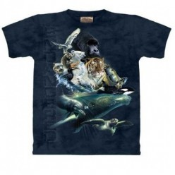 The Mountain Wildlife T-Shirts