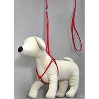 Rolled Cloth Harness from Poochee