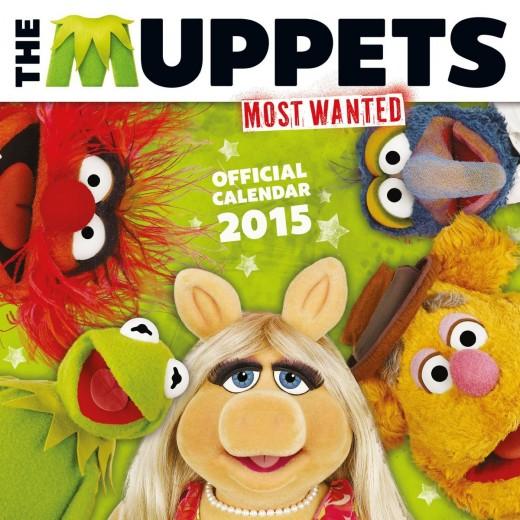 The Muppets 2015 Wall Calendar