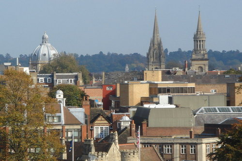 Oxford Cityscape