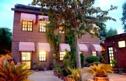 Hotel Sunbird in Bharatpur