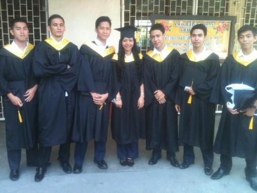 BSA Graduates of 2013, DFCAMCLP