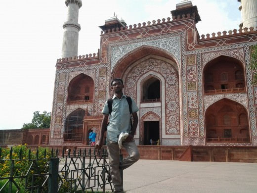 Entrance Gate, Sikandra