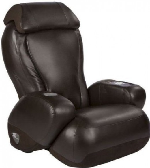 HT Massage Chair iJoy-2580 Massage Chair Espresso
