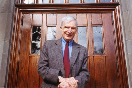 Carleton College's Ian Barbour - pioneer in Science and Religion