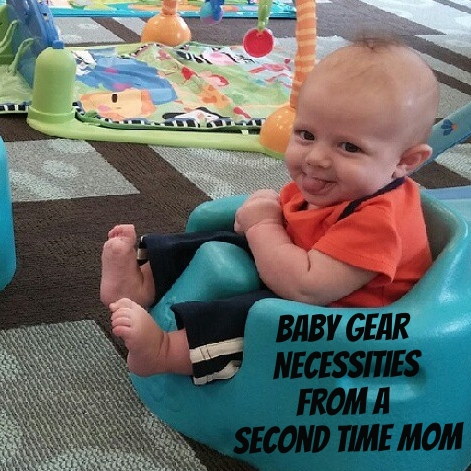 Baby in a Bumbo - I'm on the Fence about Bumbos… $40 is a lot for just a couple of months use...