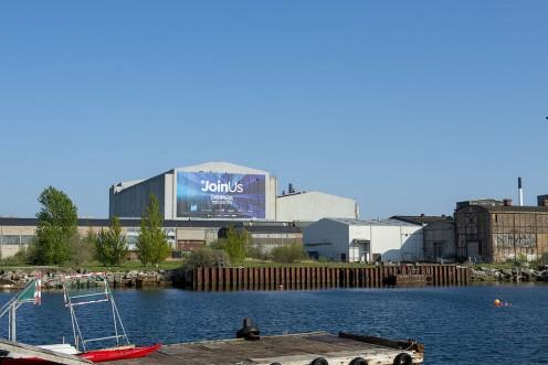 B&W Hallerne, Copenhagen: Venue for Eurovision 2014