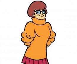 Velma cartoon scan
