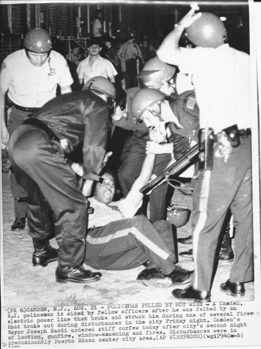 Camden Race Riots of 1969