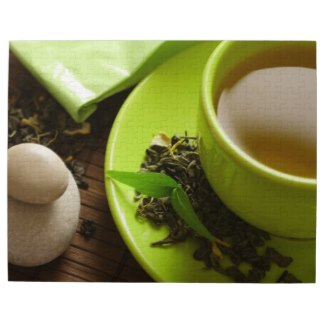 Green tea is good for you. (puzzle and other items available by clicking the source link)