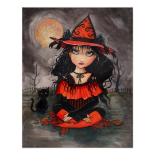 Halloween (Poster and other items available by clicking the source link)