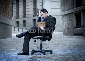 Job loss can leave you feeling depressed