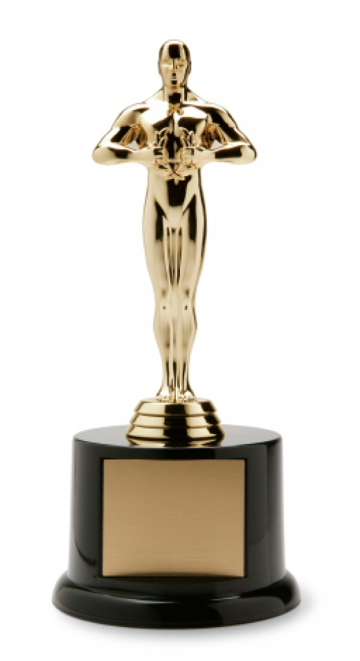 Awards are common customized OR custom promotional items.